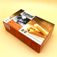 160g纸盒手工蛋卷