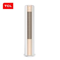 TCL智能变频钛金艺术柜机《双12专场》