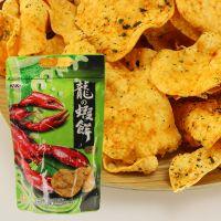 咔咔龙虾饼海苔味90g